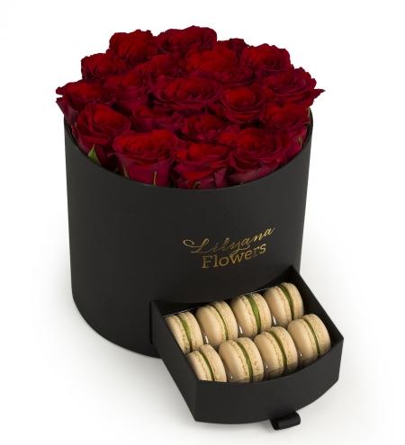 Kutu da Güller ve Makaron
